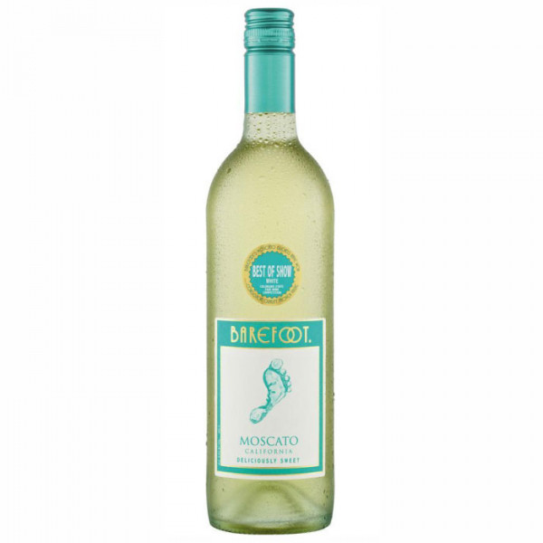 Barefoot – Moscato 0,75L
