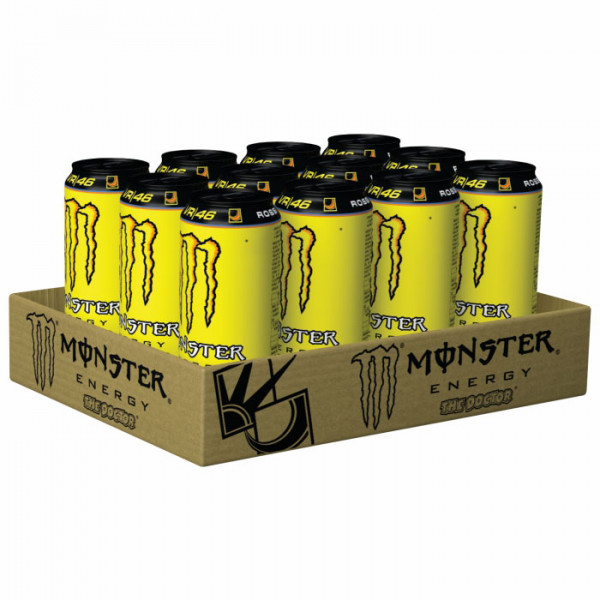 Monster - Rossi The Doctor 12x0,5L