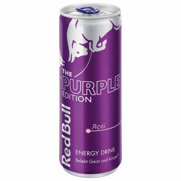 Red Bull - Acai The Purple Edition 0,25L