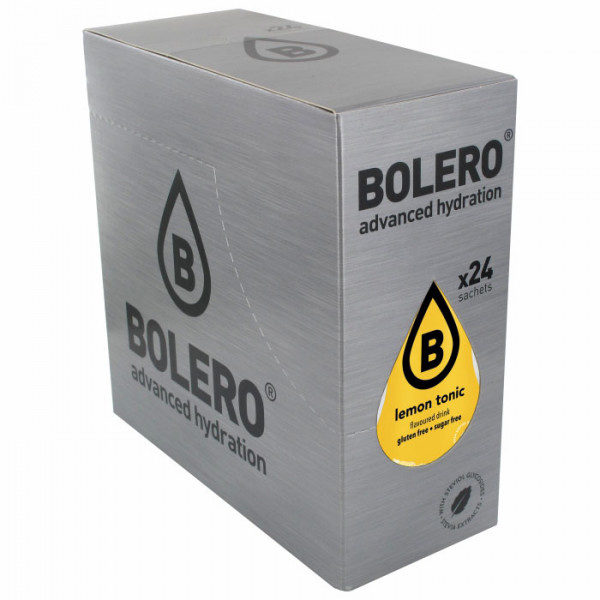 Bolero Drinks - Lemon Tonic 24x9g Beutel