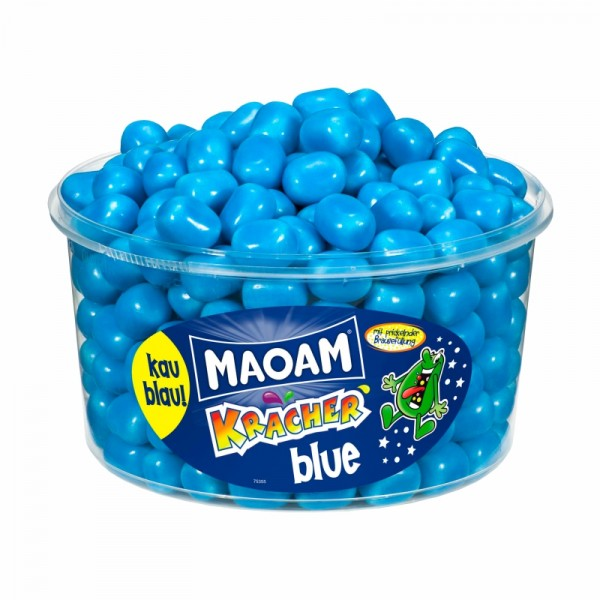 Maoam - Blue Kracher 265Stk - 1200g
