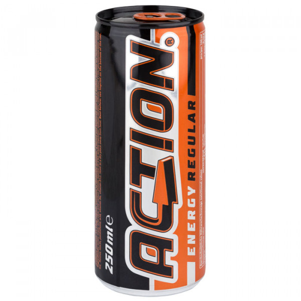 Action - Energy Drink 0,25L