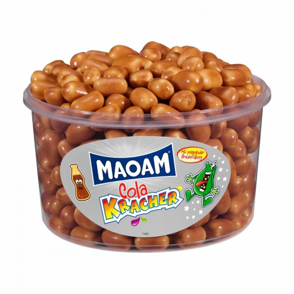 Maoam - Cola Kracher 265Stk - 1200g