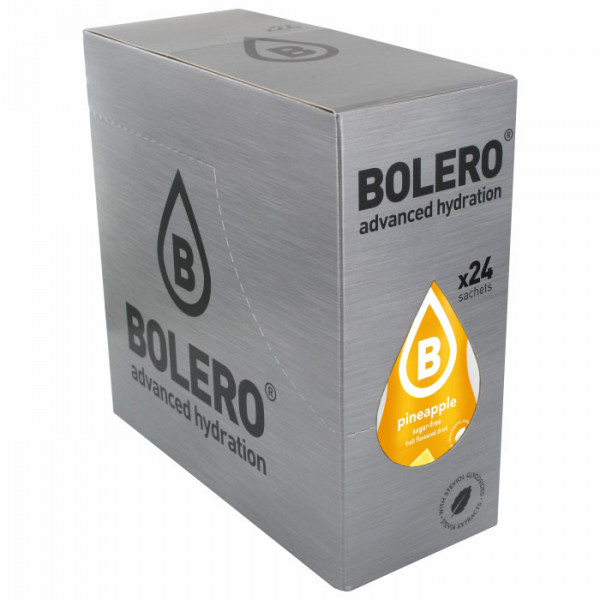 Bolero Drinks - Pineapple 24x9g Beutel
