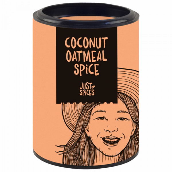 Just Spices - Coconut Oatmeal 45g