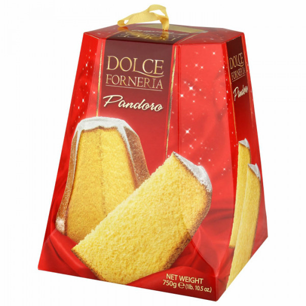 Dolce Forneria - Pandoro 750g