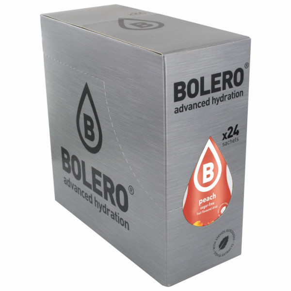 Bolero Drinks - Peach 24x9g Beutel