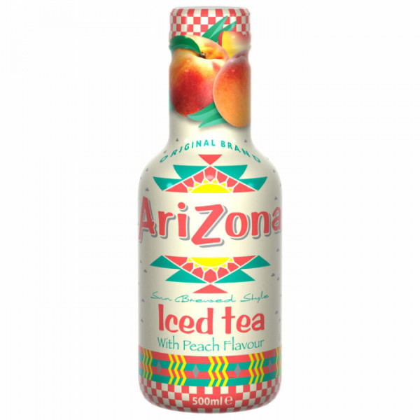 Arizona - Ice Tea Peach 0,5L