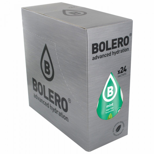 Bolero Drinks - Mint 24x9g Beutel