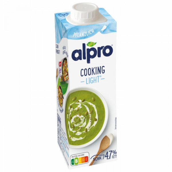 Alpro - Cooking Light 4,7% Fett 250ml