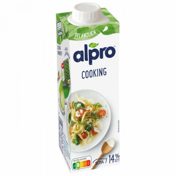 Alpro - Cooking 14% Fett 250ml