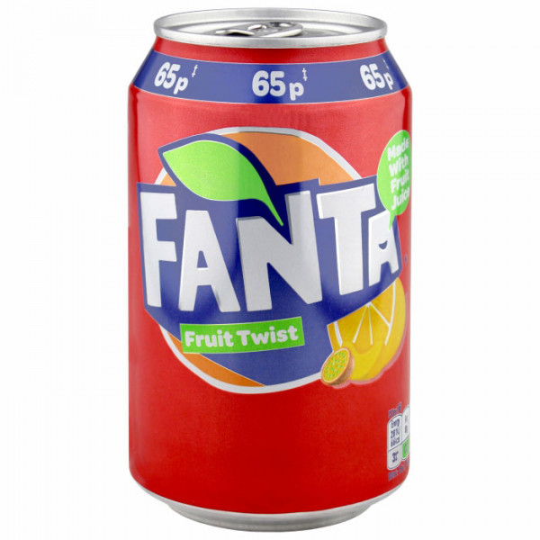 Fanta - Fruit Twist 0,33L