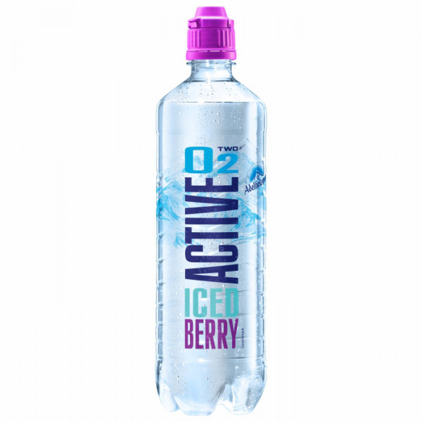 Active O2 - Iced Berry 0,75L