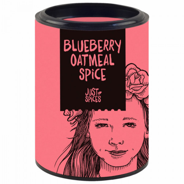 Just Spices - Blueberry Oatmeal 40g