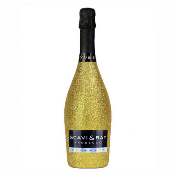 Scavi & Ray – Prosecco Spumante Edition Gold Bling Bling 0,75L