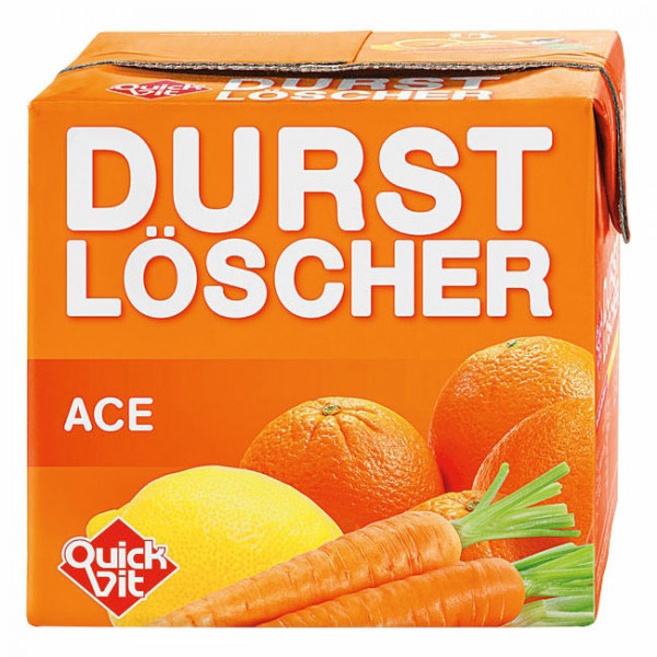 QuickVit - Durstlöscher ACE Drink 30% 0,5L
