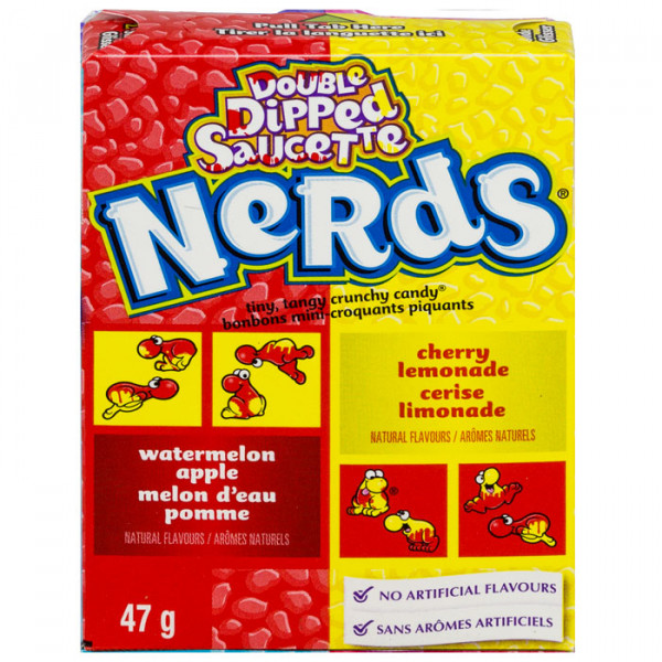 Nerds - Double Dipped Saucette 47g