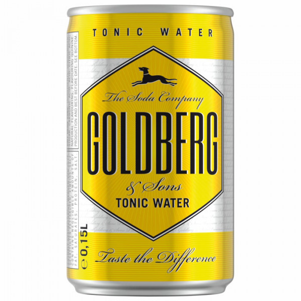 Goldberg - Tonic Water 0,15L