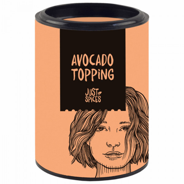 Just Spices - Avocado Topping 60g