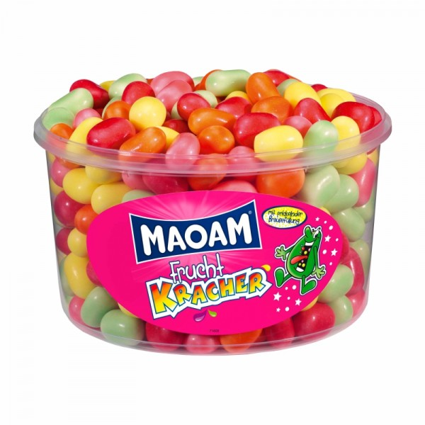Maoam - Frucht Kracher 265Stk - 1200g