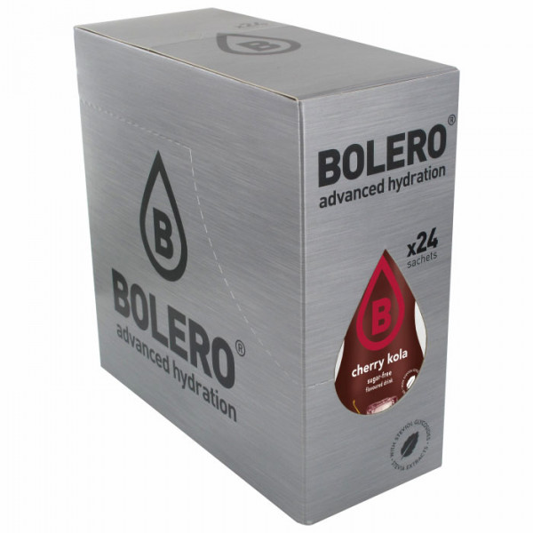 Bolero Drinks - Cherry Kola 24x9g Beutel